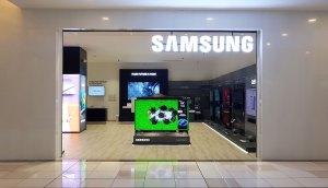 CLX Samsung inauguró su primera tienda en Panamá