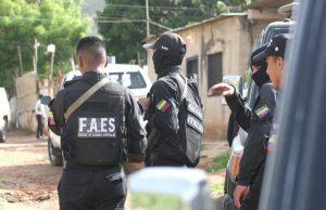 Abatidos tres presuntos integrantes del Tren de Aragua por el Faes