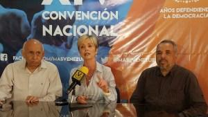 MAS: Maduro debe dejar la presidencia porque no tiene gobernabilidad