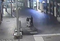 TERRIBLE: Lo mató con un puñetazo y quedó registrado en este VIDEO