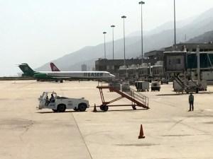 TAP suspende vuelo Lisboa-Caracas por problemas en aeropuerto de Maiquetía