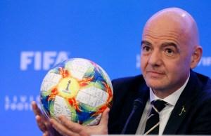 La FIFA recomienda pasar de 32 a 48 selecciones para el Mundial Catar 2022