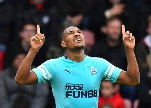 Salomón Rondón marcó un increíble golazo en empate del Newcastle ante Bournemouth (VIDEO)