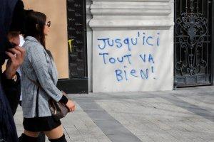Francia prohibirá manifestaciones en algunos barrios si se detecta vandalismo