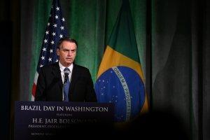 Bolsonaro: Contamos con el apoyo de EEUU para conseguir la libertad de Venezuela