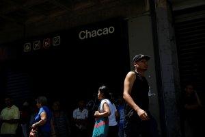 Metro de Caracas suspende servicio por el mega APAGÓN ROJO