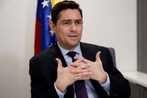 Embajador Vecchio: Sanciones y acciones contra regímenes de Maduro y Cuba nos acercan a la libertad