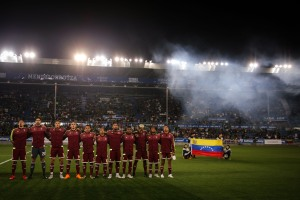 Dudamel anunció la lista de jugadores para los amistosos contra Argentina y Cataluña