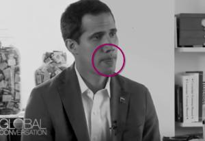 El lenguaje corporal de Guaidó: Lo qué dice vs lo que siente (VIDEO)