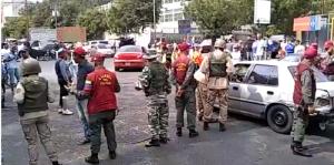 Militarizan Hospital Central de Barquisimeto tras protestas ante visita de la ONU #17Mar