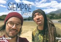 #SiempreUnidos La emotiva canción de Carlos Bracho y OneChot junto a otros artistas venezolanos (Video)