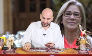 """Vidente da polémicas predicciones sobre Cilia Flores: """"Problemas de salud, ruptura con Maduro y su retiro de la política"""" (VIDEOS)"""