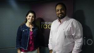 Génesis Oliva, una ucabista con vocación de servir a Venezuela