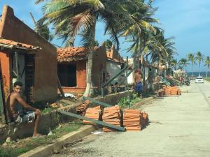 Vándalos saquean instalaciones del hotel Flamenco Villas en la isla de Margarita (FOTOS)