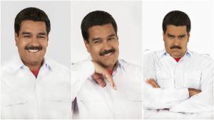¡Trata de no reírte! Las fotos inéditas de Maduro que no quiere que veas