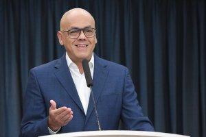 """El chiste del día: Para Jorge Rodríguez, las farsas de diciembre serán """"las elecciones con más competitividad"""""""