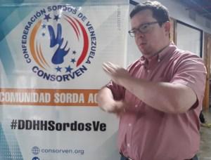 Consorven realizó conferencia sobre la eliminación de discriminación contra personas con discapacidad
