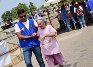 Desiree Barboza: Rescate Venezuela brinda apoyo a los lagunillenses que sufren con la emergencia humanitaria