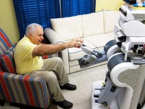 Los robots y el envejecimiento