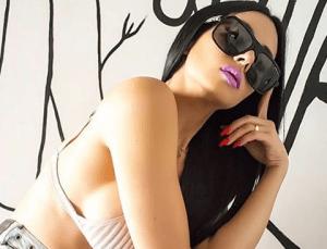 La nalgui-foto de Diosa Canales que dejó a sus seguidores pidiendo más