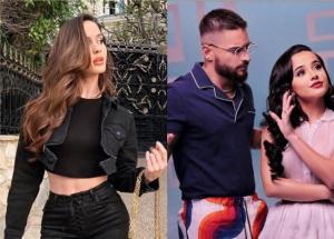 Novia de Maluma siente celos por culpa de Becky G