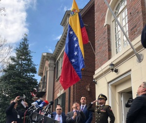 Embajada venezolana en EEUU en los próximos días abrirá el Registro Consular