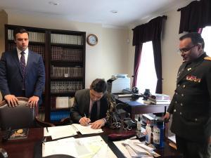 Gobierno de Guaidó asume control de sedes diplomáticas en Estados Unidos