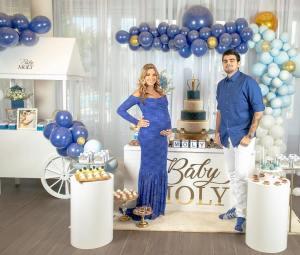 Así celebró Jonathan Moly el Baby Shower de su hijo (FOTOS)