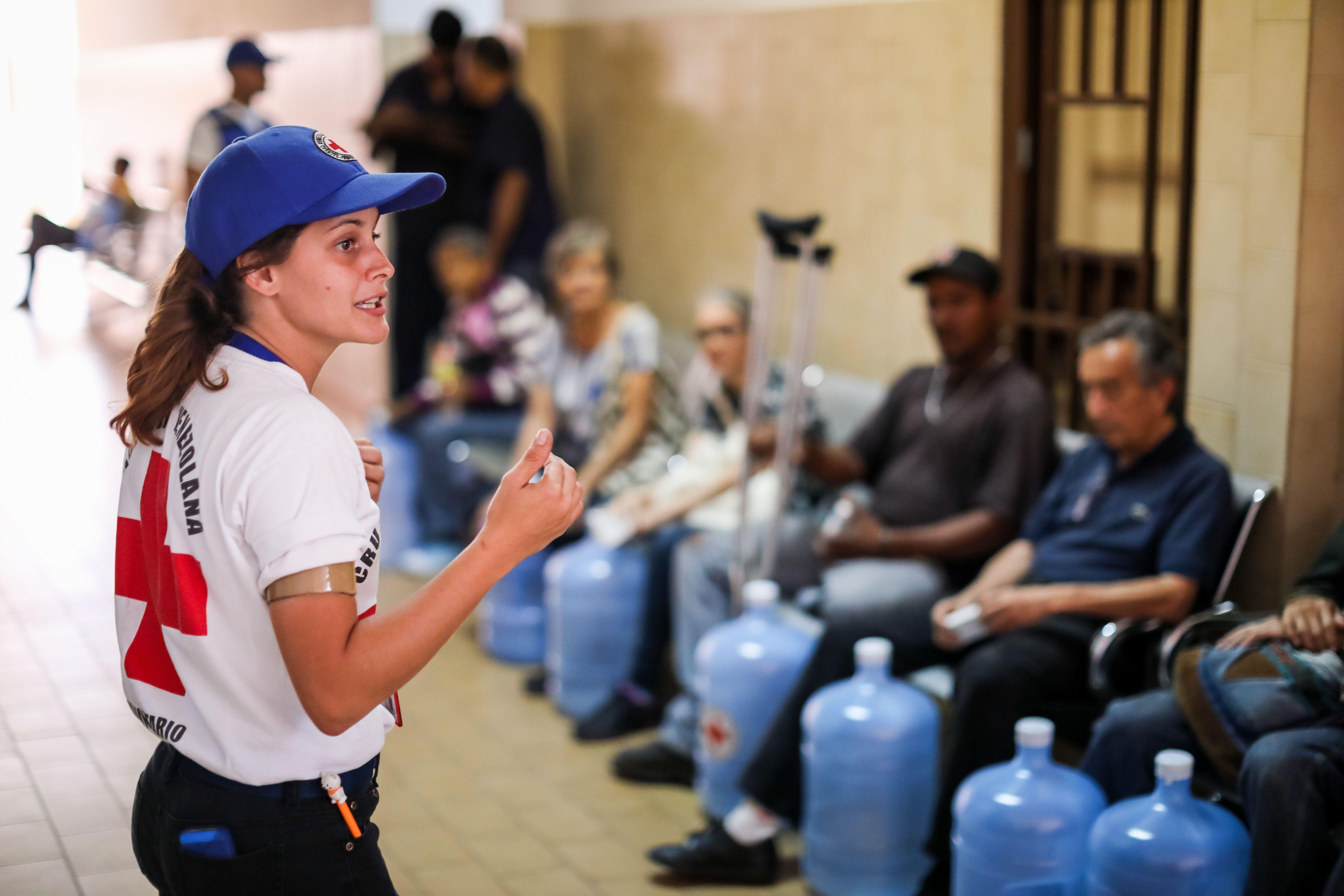 Cardenal Porras denunció la grave situación de Venezuela y pidió no politizar la ayuda humanitaria