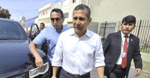 Impiden ingreso del expresidente Ollanta Humala a velatorio de Alan García en Perú