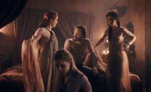 Sexy Game of Thrones: Ellas son las tres actrices en la escena de las prostitutas de la nueva temporada (NSFW)