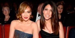 ¡Cuerpazos! Jennifer Lopez y su hermana muestran sus nalgas con ajustados leggins