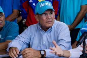 Omar González: La prioridad de Vente es liberar a Venezuela