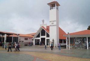 Santuario de José Gregorio Hernández es uno de los más visitados de esta Semana Santa