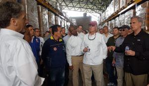 Congresistas de EEUU en frontera colombo-venezolana: Maduro tiene que irse, sus políticas socialistas destruyeron la nación (Videos)