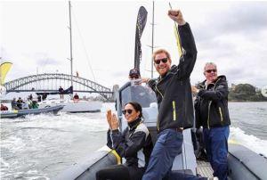 Récord Guinness: Meghan y Harry alcanzaron un millón de seguidores en Instagram en cinco horas y 45 minutos
