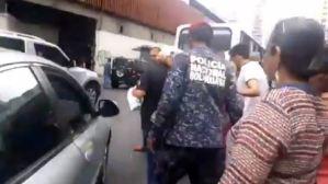 EN VIDEO: PNB detuvo a periodista de Venepress en La Candelaria #18Abr