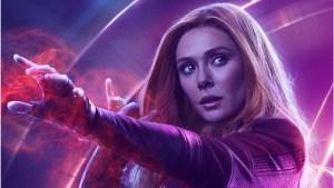 Filtran fotos íntimas de Elizabeth Olsen, la segunda del Universo Marvel