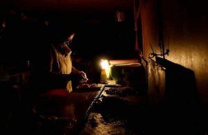 Reportan fallas eléctricas en diversas zonas del oeste de Caracas este #12Dic