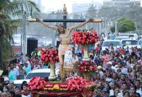 Pampatar, capital religiosa por su santo patrono: El Cristo del Buen Viaje (VIDEO)