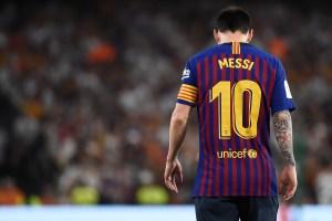 Los memes no tuvieron piedad con el Barcelona por perder ante Valencia en Copa del Rey (FOTOS)