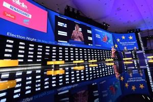Partidos proeuropeos vencen elecciones a la Eurocámara, frente al auge de euroescépticos