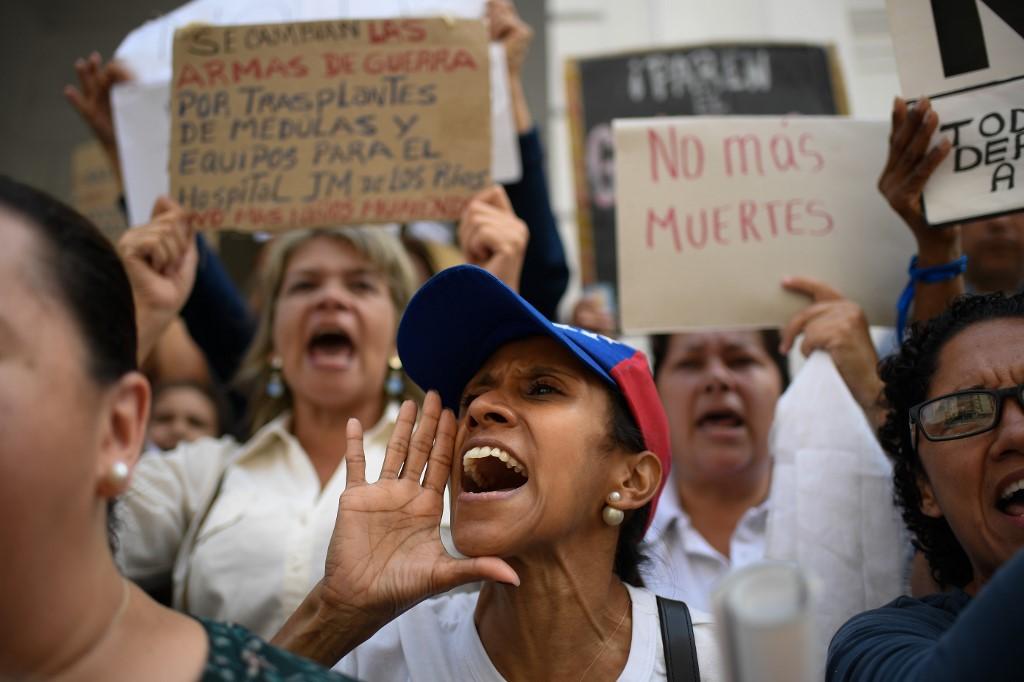 OVCS registró 623 protestas durante el mes de julio de 2019