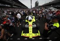 El francés Simon Pagenaud ganó en las 500 Millas de Indianápolis