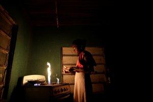 A más de una hora del apagón… El tuit del Ministerio de Energía que no dice nada