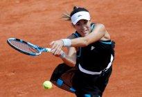 Muguruza remó contra corriente para meterse en segunda ronda de Roland Garros