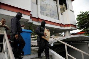 En Imágenes: Así fue el allanamiento a una subsidiaria de Pdvsa en El Salvador