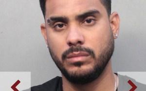 Ronald Borjas fue detenido en Miami