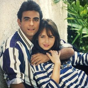 ¡El tiempo pasa volando! Así luce Eduardo Luna, el galán de telenovelas de la década de los 90's (FOTOS)