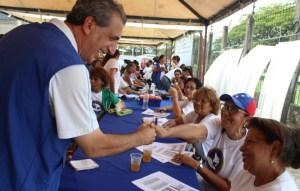 Biagio Pilieri: No podemos ser indiferentes ante un régimen incapaz de suministrar alimentos y medicinas